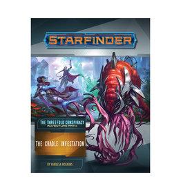 Starfinder Starfinder: Adventure Path - The Threefold Conspiracy - The Cradle Infestation