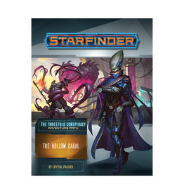 Starfinder Starfinder: Adventure Path - The Threefold Conspiracy - The Hollow Cabal