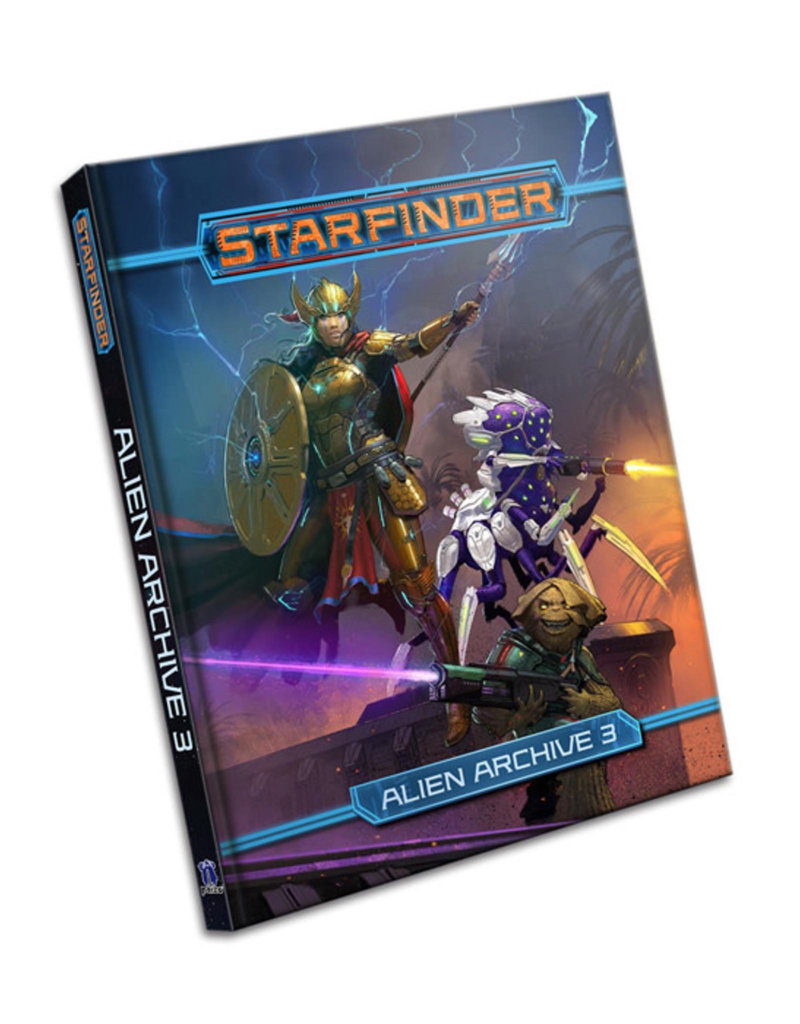 Starfinder Starfinder: Alien Archive 3
