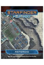 Starfinder Starfinder: Flip-Mat - Asteroid