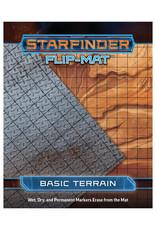 Starfinder Starfinder: Flip-Mat - Basic Terrain