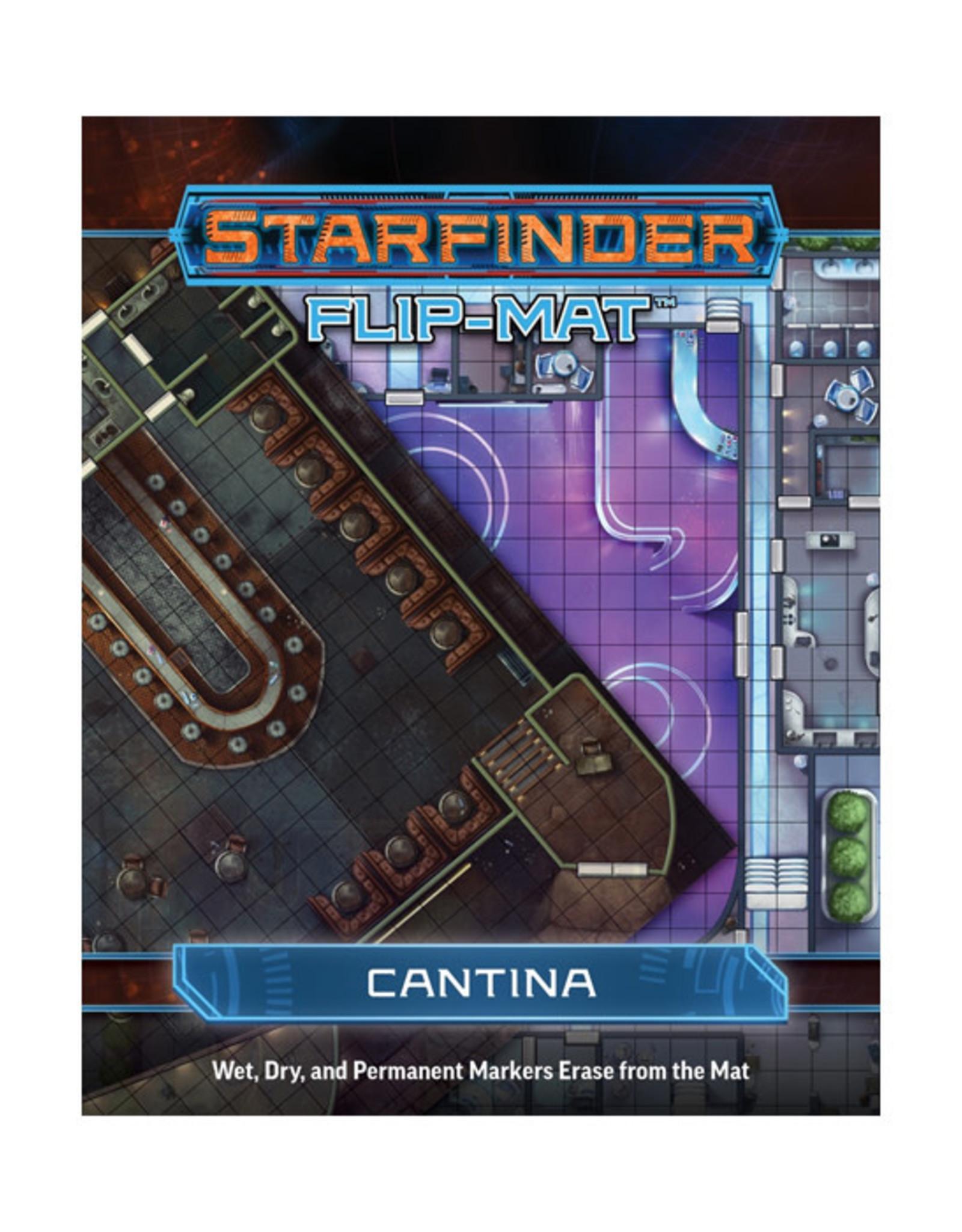 Starfinder Starfinder: Flip-Mat - Cantina