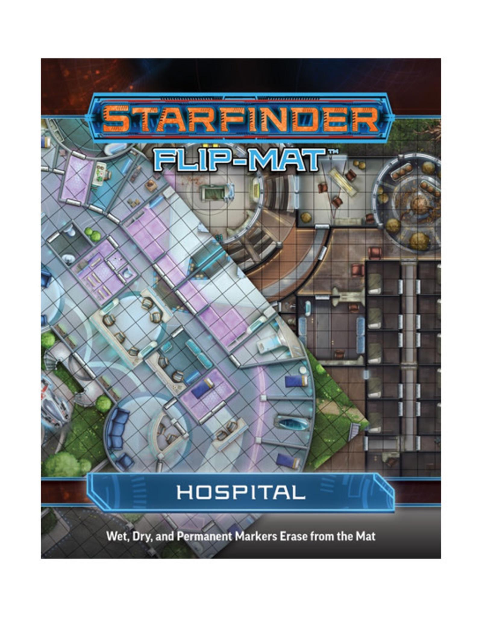 Starfinder Starfinder: Flip-Mat - Hospital