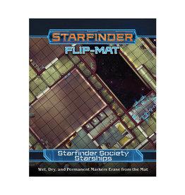 Starfinder Starfinder: Flip-Mat - Society Starships