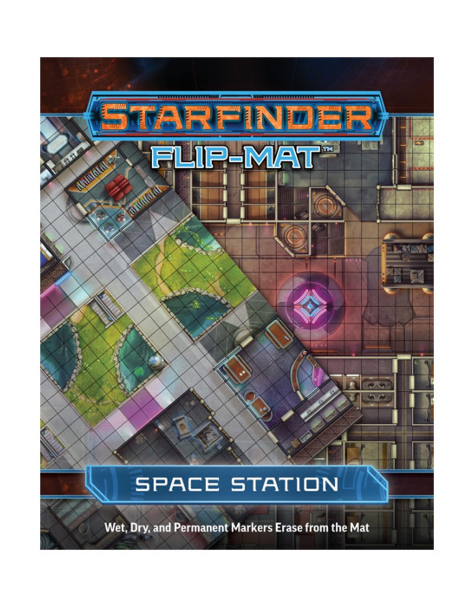 Starfinder Starfinder: Flip-Mat - Space Station