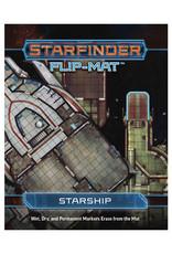 Starfinder Starfinder: Flip-Mat - Starship