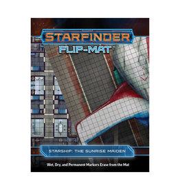 Starfinder Starfinder: Flip-Mat - Starship: The Sunrise Maiden