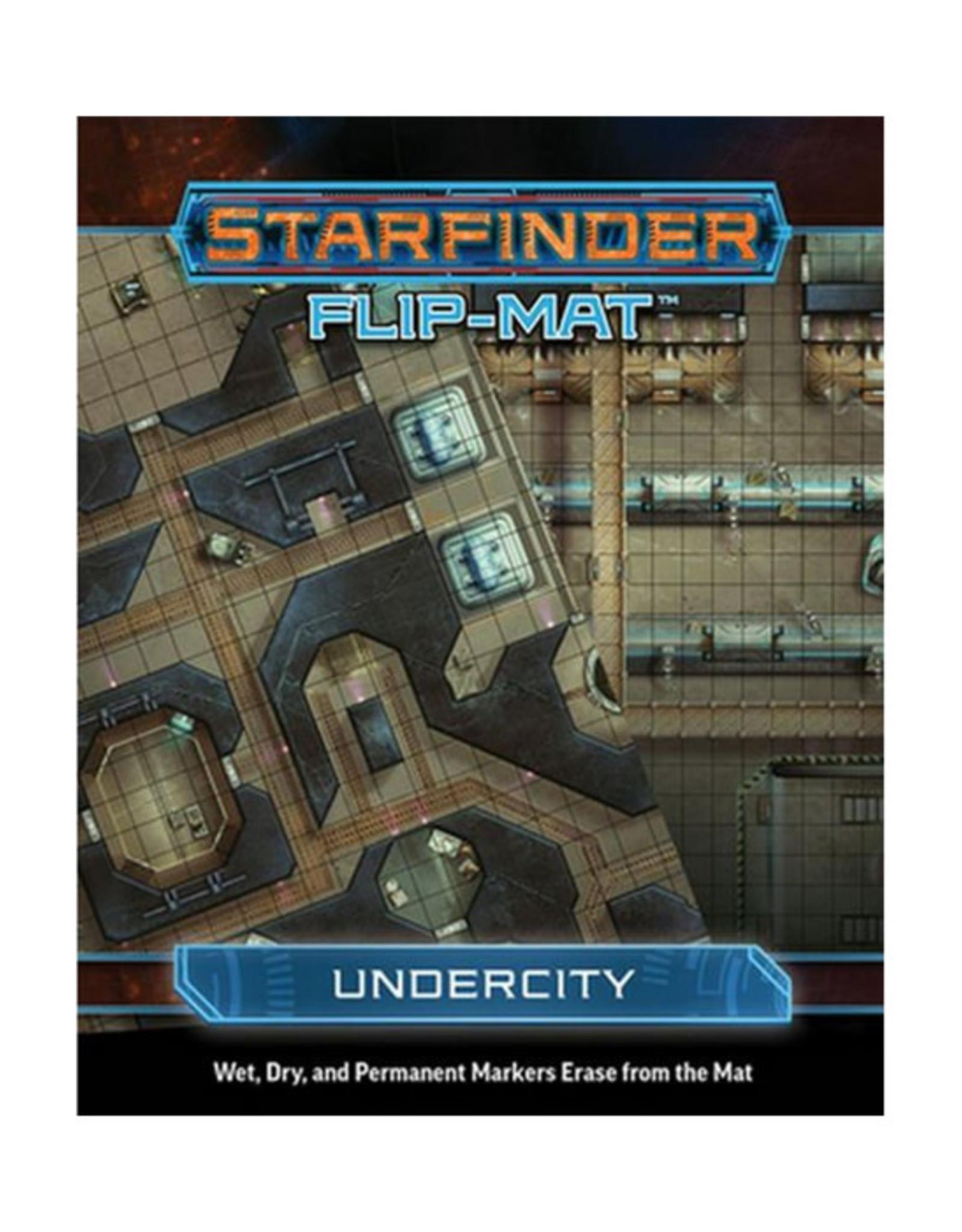 Starfinder Starfinder: Flip-Mat - Undercity