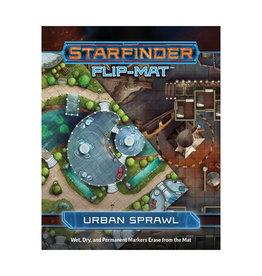 Starfinder Starfinder: Flip-Mat - Urban Sprawl