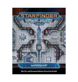 Starfinder Starfinder: Flip-Mat - Warship