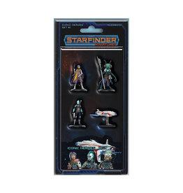 Starfinder Starfinder: Miniatures - Iconic Heroes - Set 1
