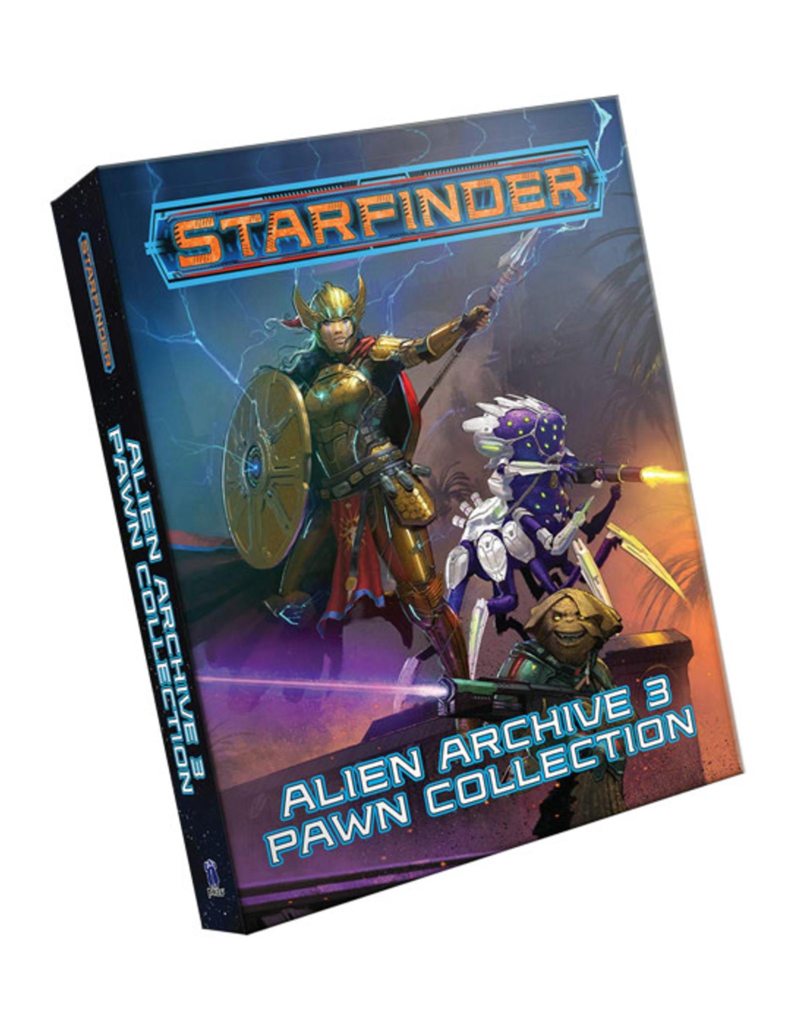 Starfinder Starfinder: Pawns - Alien Archive 3
