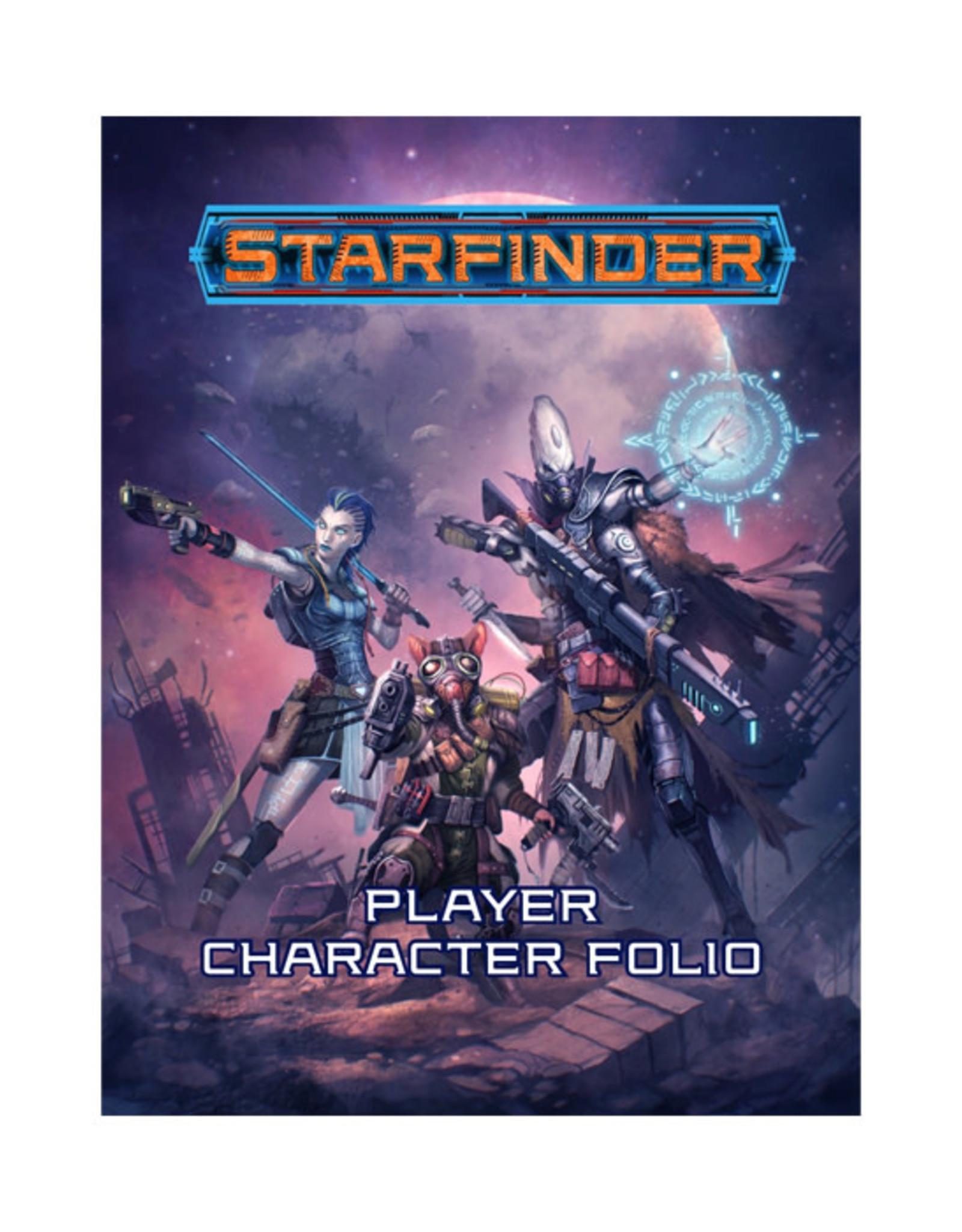 Starfinder Starfinder: Player Character Folio