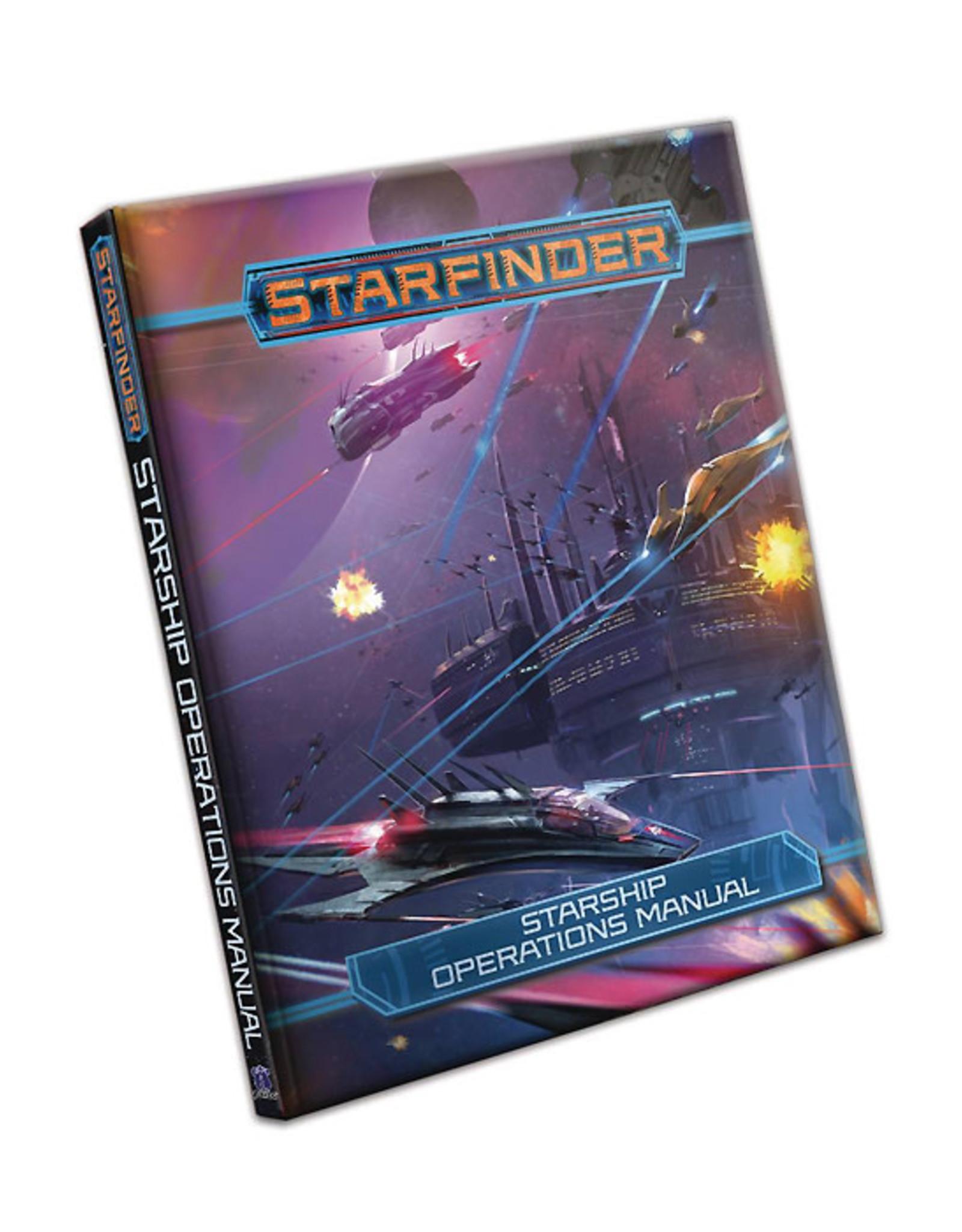 Starfinder Starfinder: Starship Operations Manual