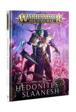 Games Workshop Warhammer: Age of Sigmar - Hedonites of Slaanesh - Battletome