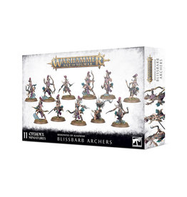 Games Workshop Warhammer: Age of Sigmar - Hedonites of Slaanesh - Blissbarb Archers
