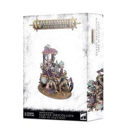 Games Workshop Warhammer: Age of Sigmar - Hedonites of Slaanesh - Glutos Orscollion, Lord of Gluttony