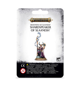 Games Workshop Warhammer: Age of Sigmar - Hedonites of Slaanesh - Shardspeaker of Slaanesh