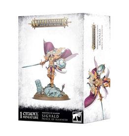 Games Workshop Warhammer: Age of Sigmar - Hedonites of Slaanesh - Sigvald, Prince of Slaanesh