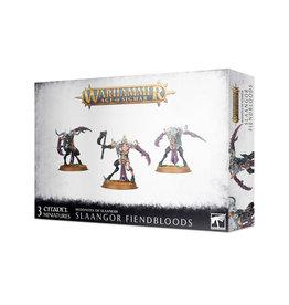 Games Workshop Warhammer: Age of Sigmar - Hedonites of Slaanesh - Slaangor Fiendbloods