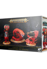 Games Workshop Warhammer: Age of Sigmar - Daughters of Khaine - Endless Spells