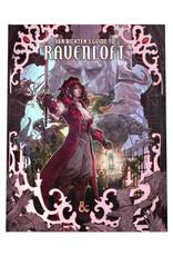 Dungeons & Dragons Dungeons & Dragons: 5th Edition - Van Richten's Guide to Ravenloft - Alternate Art Cover