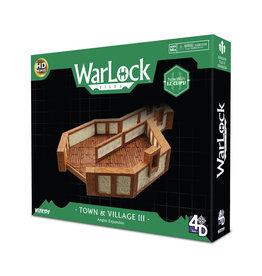 WizKids WarLock Tiles: Town & Village III - Curves