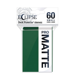 Ultra Pro Ultra Pro: Sleeves - Small - Eclipse - Matte - Forest Green