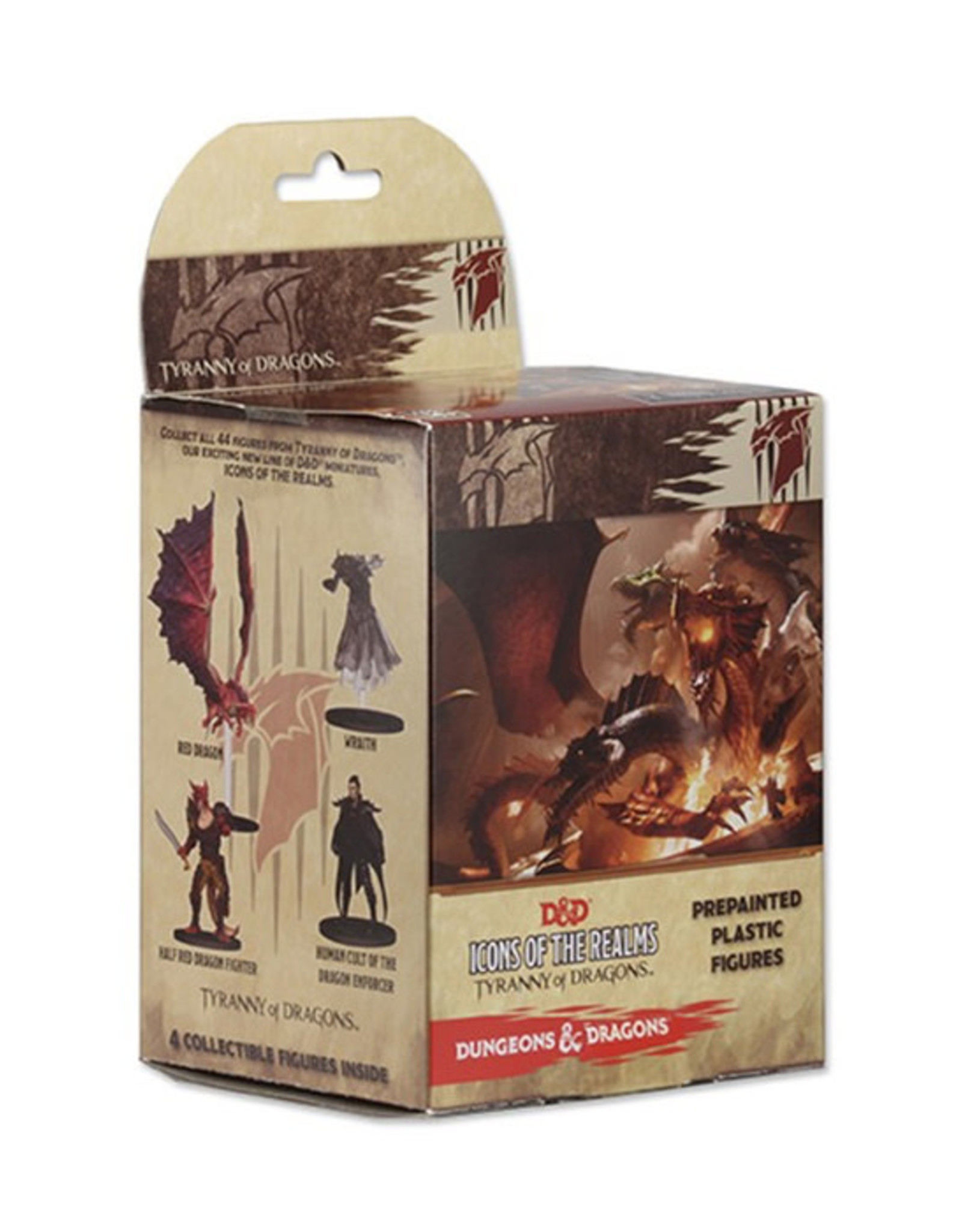 Dungeons & Dragons Dungeons & Dragons: Icons of the Realms - Tyranny of Dragons - Booster Pack