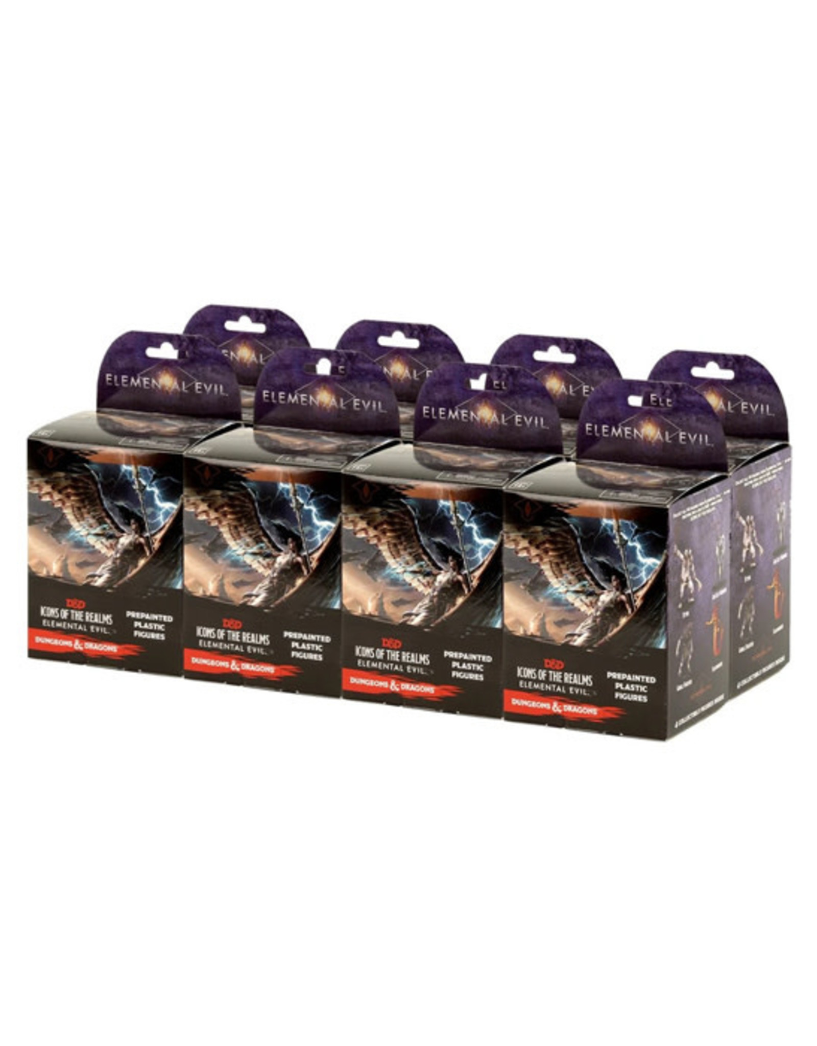 Dungeons & Dragons Dungeons & Dragons: Icons of the Realms - Elemental Evil - Booster Brick