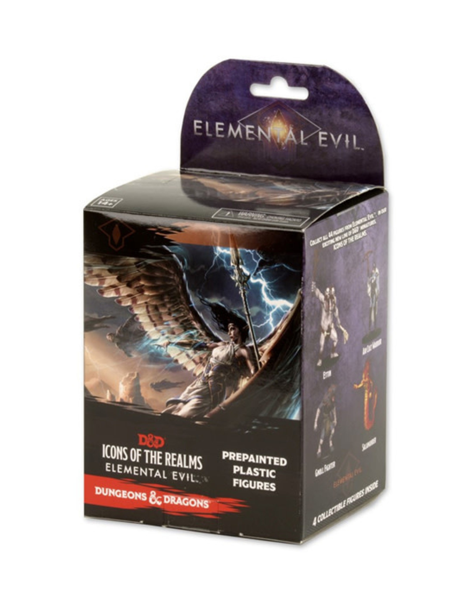 Dungeons & Dragons Dungeons & Dragons: Icons of the Realms - Elemental Evil - Booster Pack