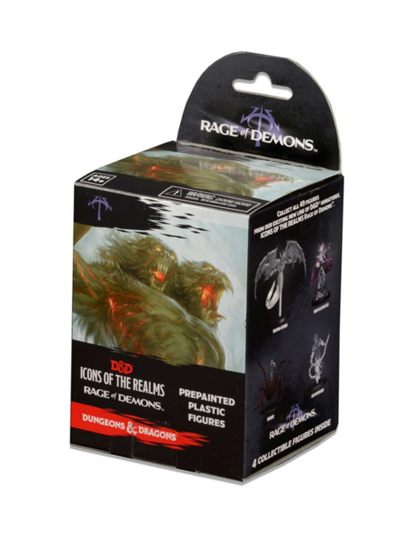 Dungeons & Dragons Dungeons & Dragons: Icons of the Realms - Rage of Demons - Booster Pack