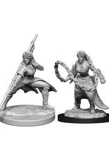 Dungeons & Dragons Dungeons & Dragons: Nolzur's - Human Female Monk