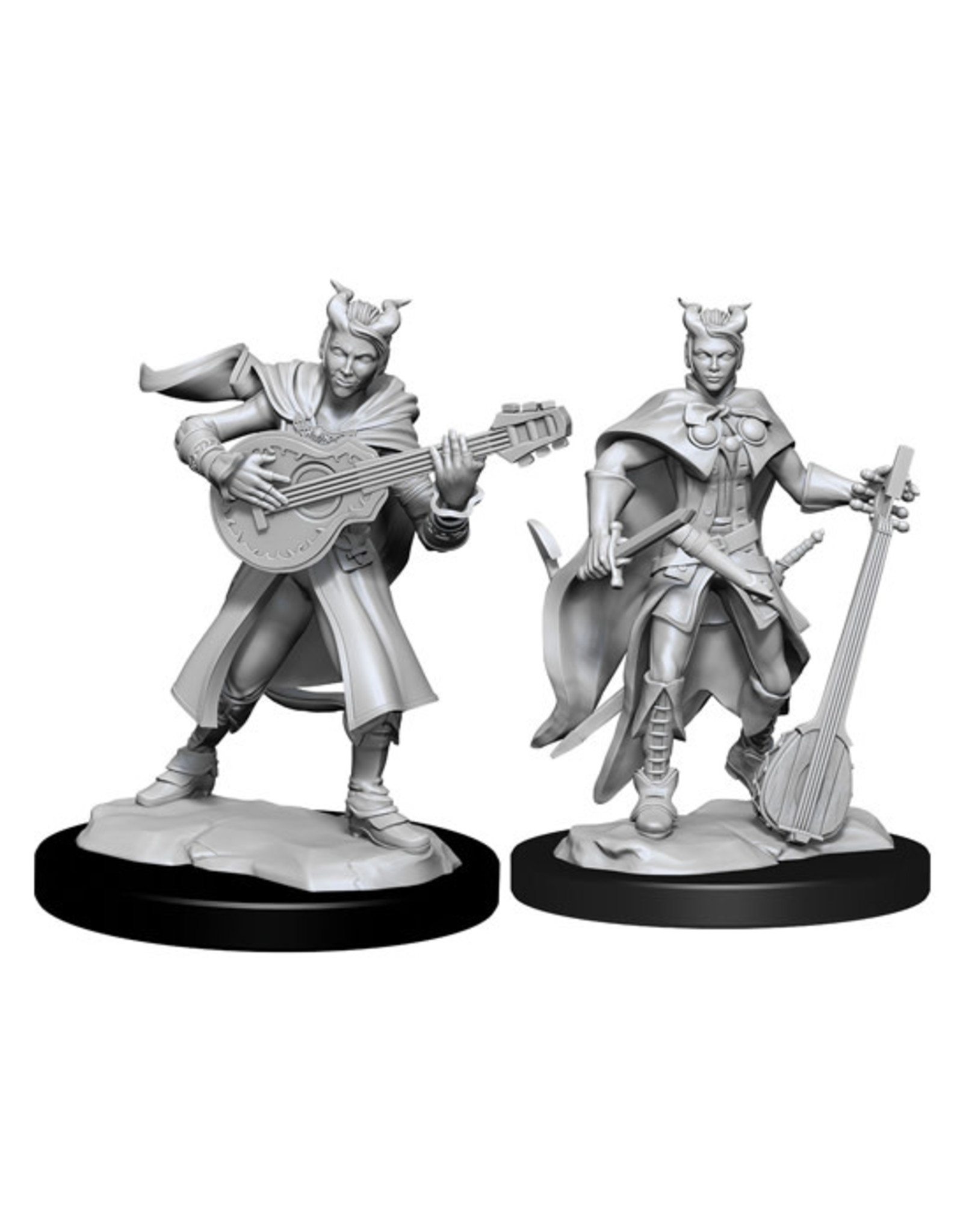 Dungeons & Dragons Dungeons & Dragons: Nolzur's - Tiefling Female Bard