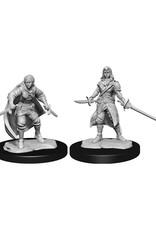 Dungeons & Dragons Dungeons & Dragons: Nolzur's - Half-Elf Female Rogue