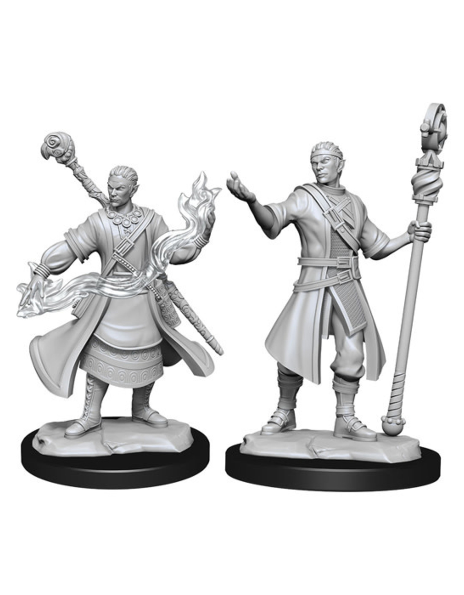 Dungeons & Dragons Dungeons & Dragons: Nolzur's - Half-Elf Male Wizard