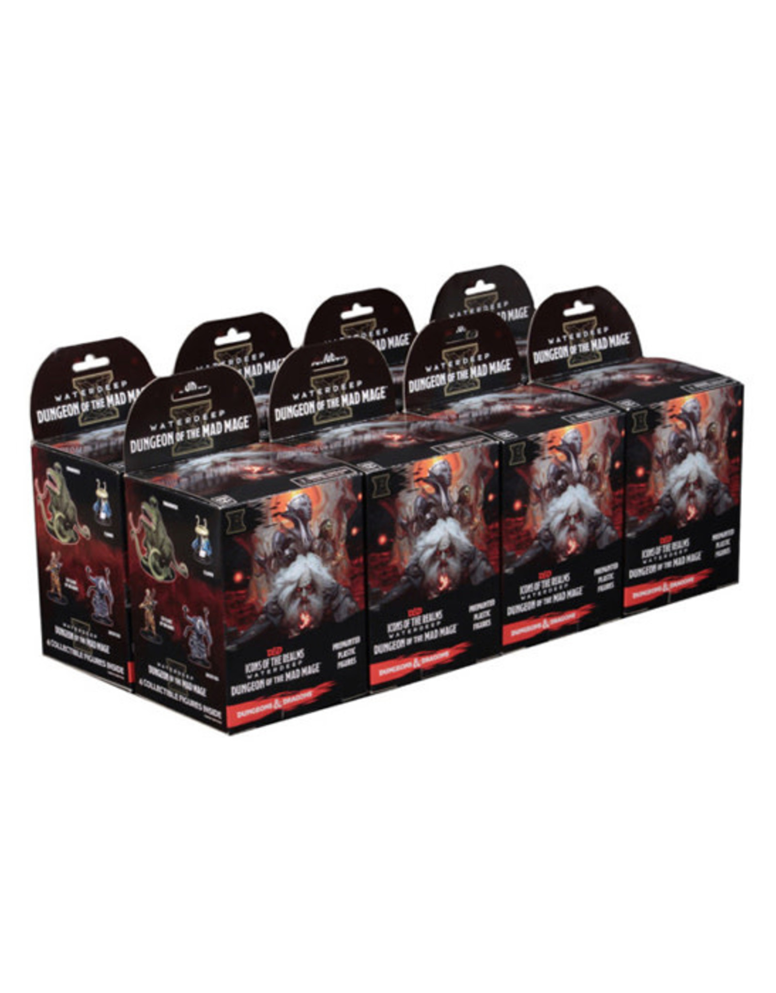 Dungeons & Dragons Dungeons & Dragons: Icons of the Realms - Dungeon of the Mad Mage - Booster Brick