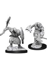 Dungeons & Dragons Dungeons & Dragons: Nolzur's - Warforged Barbarian