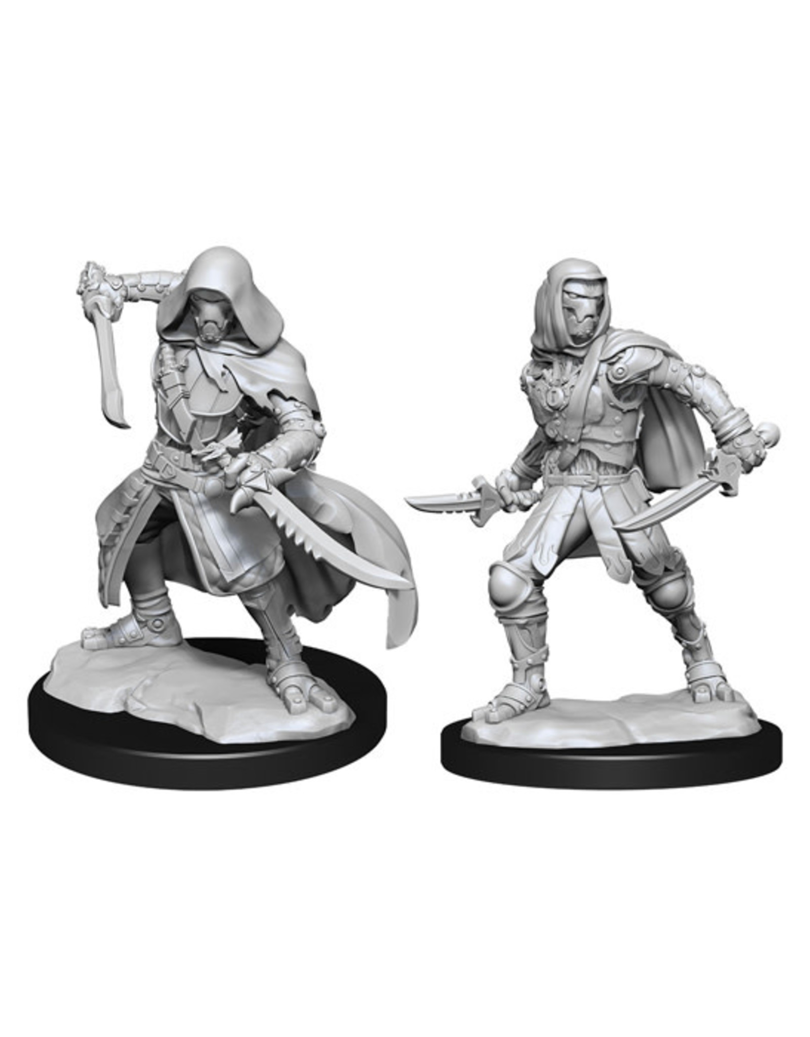 Dungeons & Dragons Dungeons & Dragons: Nolzur's - Warforged Rogue