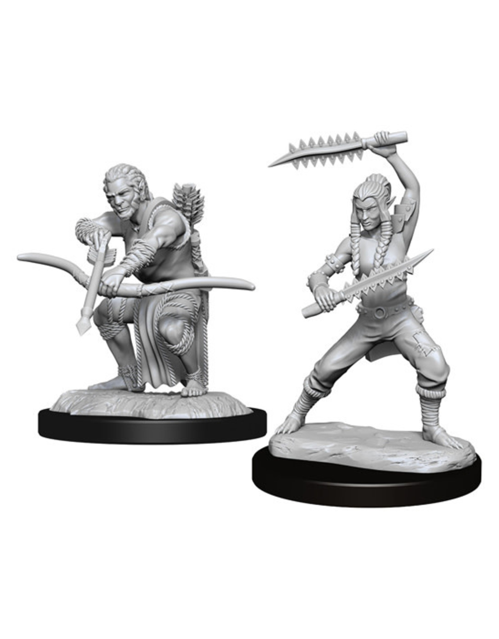 Dungeons & Dragons Dungeons & Dragons: Nolzur's - Shifter Wildhunt Male Ranger