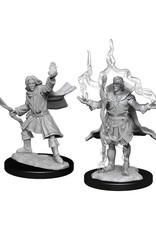 Pathfinder Pathfinder Battles: Deep Cuts - Elf Male Sorcerer