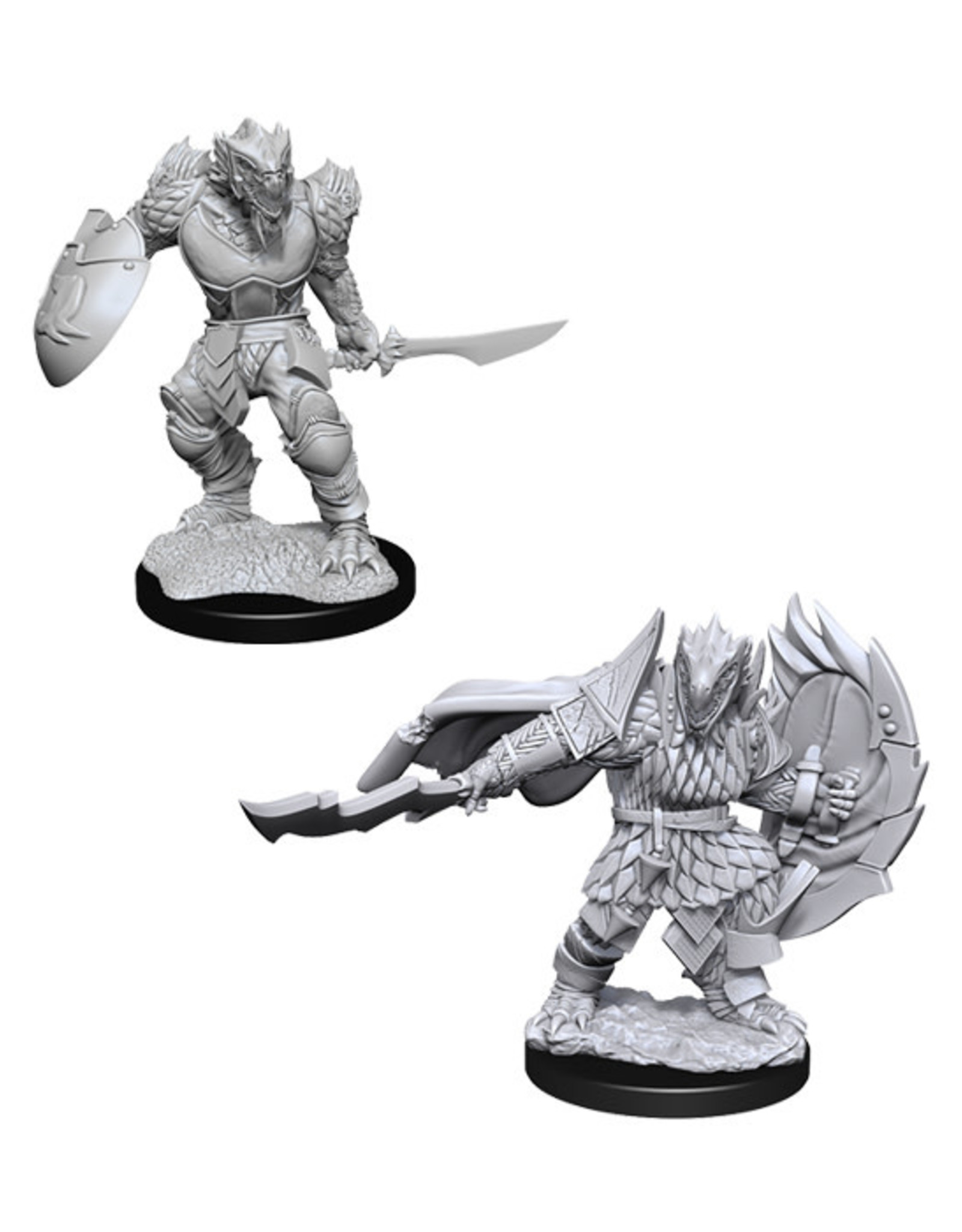 Dungeons & Dragons Dungeons & Dragons: Nolzur's - Dragonborn Male Fighter