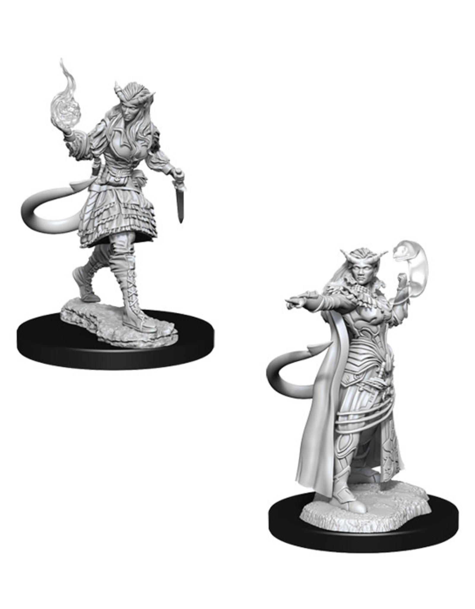 Dungeons & Dragons Dungeons & Dragons: Nolzur's - Tiefling Female Sorcerer