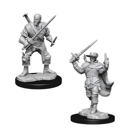 Dungeons & Dragons Dungeons & Dragons: Nolzur's - Human Male Bard