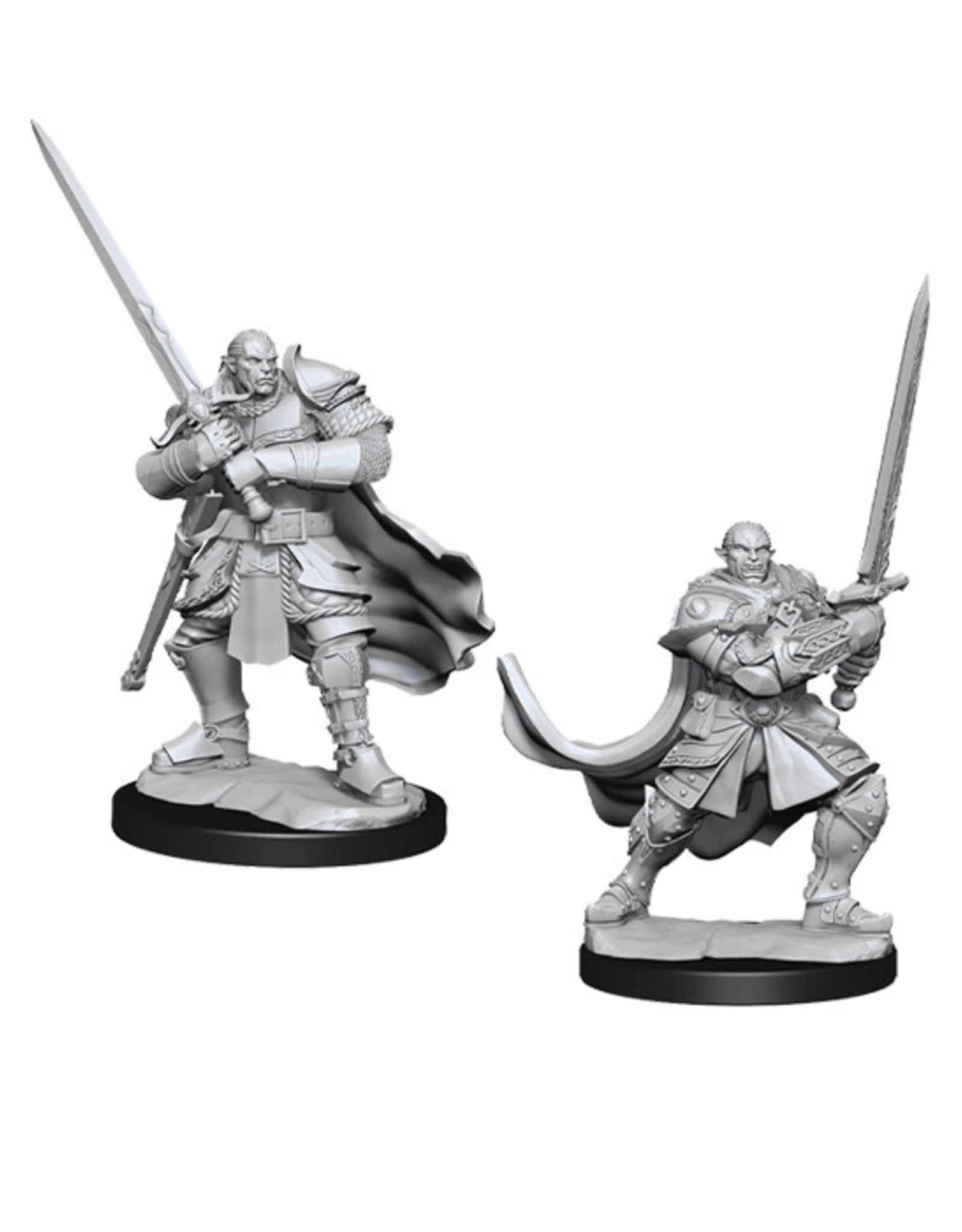Dungeons & Dragons Dungeons & Dragons: Nolzur's - Half-Orc Male Paladin