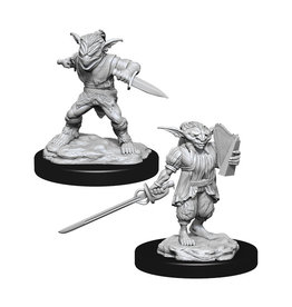 Dungeons & Dragons Dungeons & Dragons: Nolzur's - Goblin Male Rogue & Goblin Female Bard