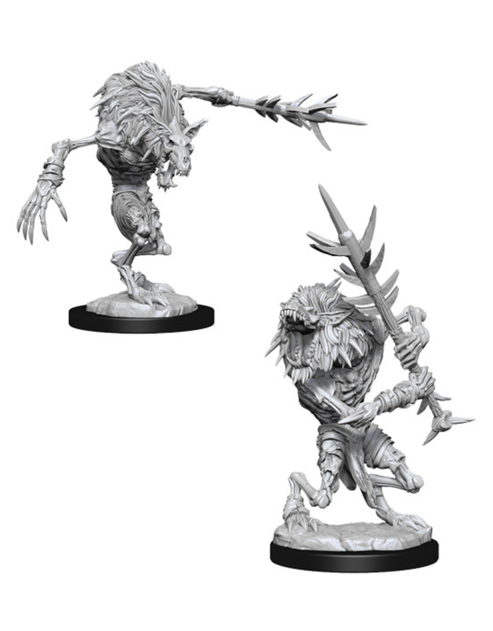 Dungeons & Dragons Dungeons & Dragons: Nolzur's - Gnoll Witherlings