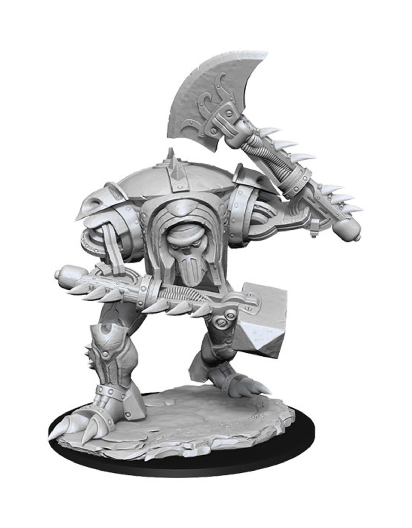 Dungeons & Dragons Dungeons & Dragons: Nolzur's - Warforged Titan