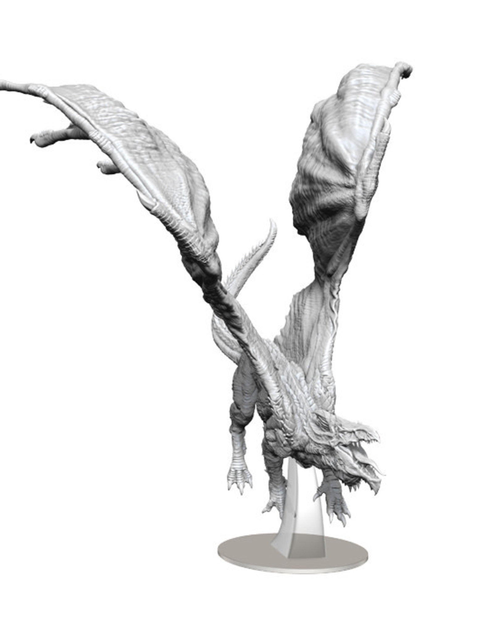 Dungeons & Dragons Dungeons & Dragons: Nolzur's - Adult White Dragon