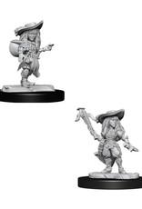 Pathfinder Pathfinder Battles: Deep Cuts - Gnome Female Bard